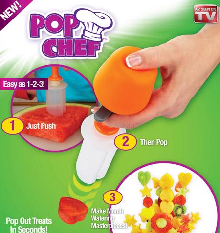 پاپ چف Pop Chef4