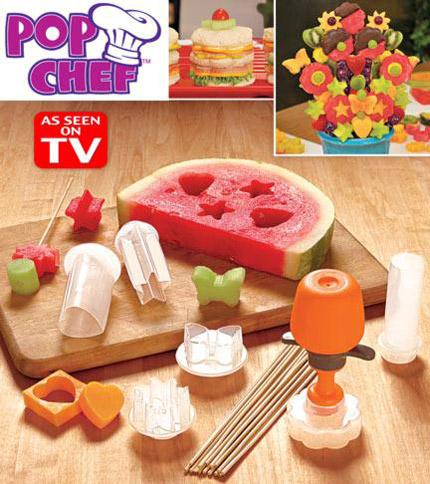 پاپ چف Pop Chef7
