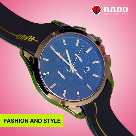 ساعت مچی رادو Rado مدل آدولوف Adolf