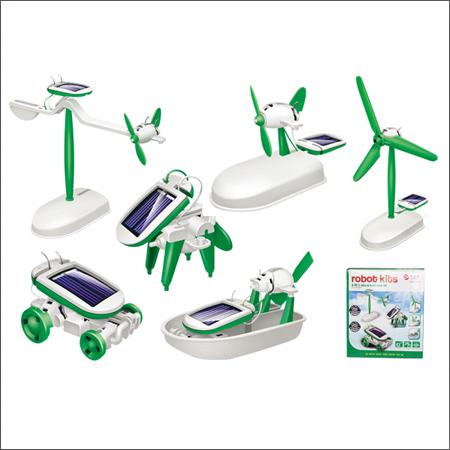 روبات خورشیدی 6 کاره