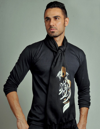 خرید شال محرم طرح عرشیان | WwW.BestBaz.IR