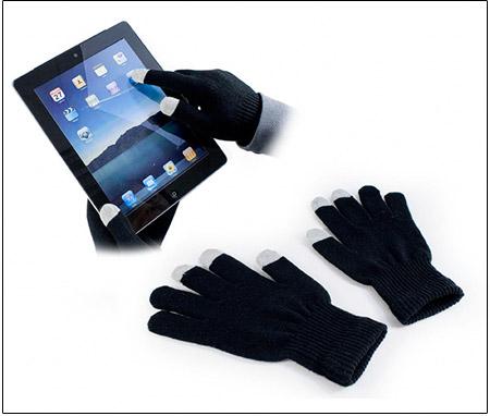 دستکش زمستانی مخصوص کار با تبلت