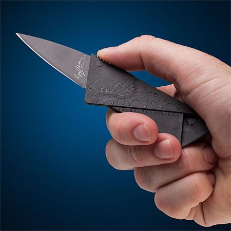 چاقو کارتی با طراحی منحصر به فرد