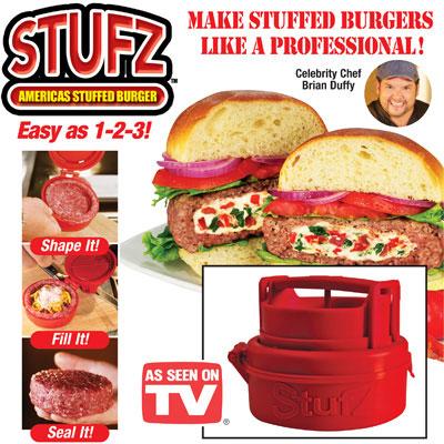همبرگر زن استافز - Stufz1