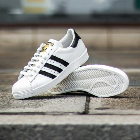 فروش اینترنتی کفش زنانه Adidas مدل سوپراستار