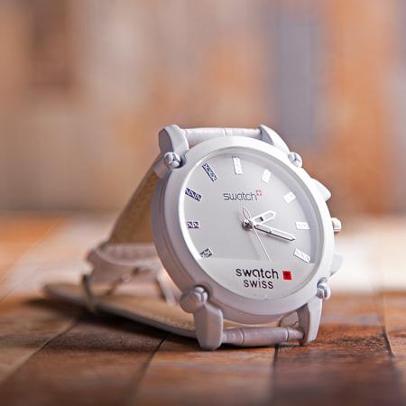 ساعت رنگی سواچ پرنسا Swatch Peransa
