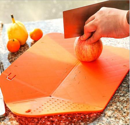 تخته گوشت تا شو Folding Chopping Board
