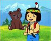 کارتون خاطره انگیز بچه های کوه تاراک