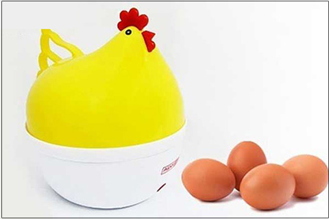 تخم مرغ پز برقی شگفت انگیز