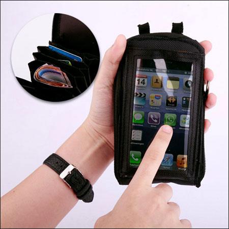 کیف پول و موبایل Touch Purse 5