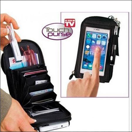 کیف پول و موبایل Touch Purse 4