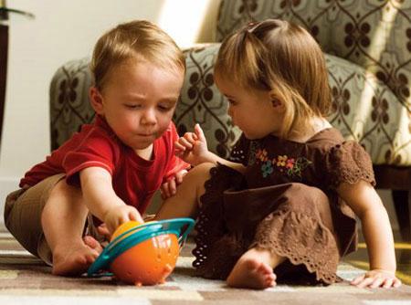 universal 4 ظرف غذای کودک Universal Gyro Bowl