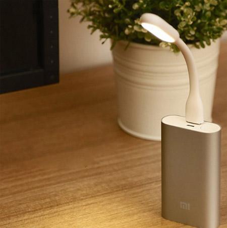 چراغ مطالعه USB - LED