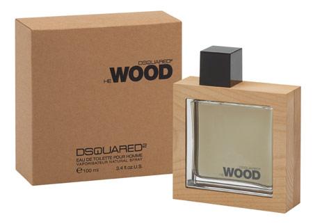 خرید اینترنتی ادکلن مردانه Dsquared He Wood